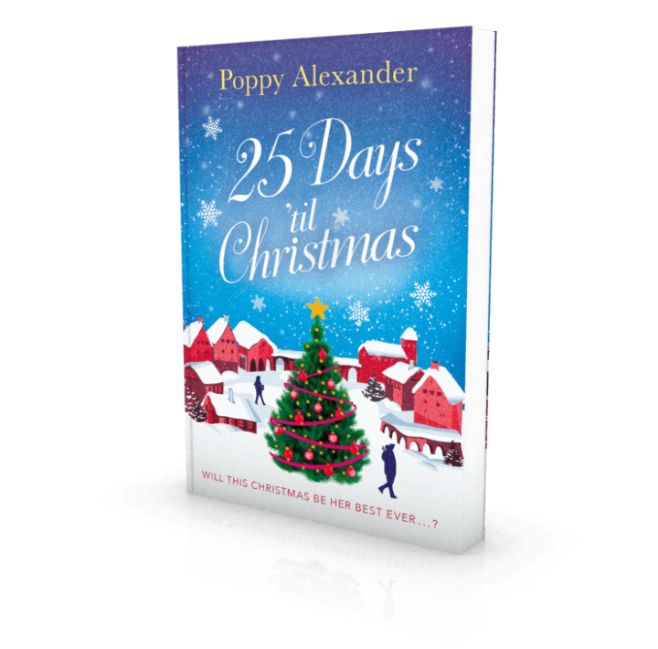Days Till Christmas Uk.25 Days Til Christmas By Poppy Alexander Is Out Now Mba